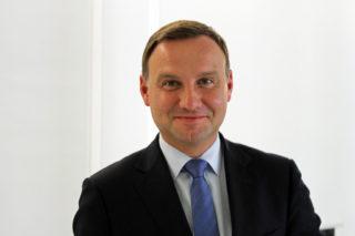 Duda Andrzej, prezydent