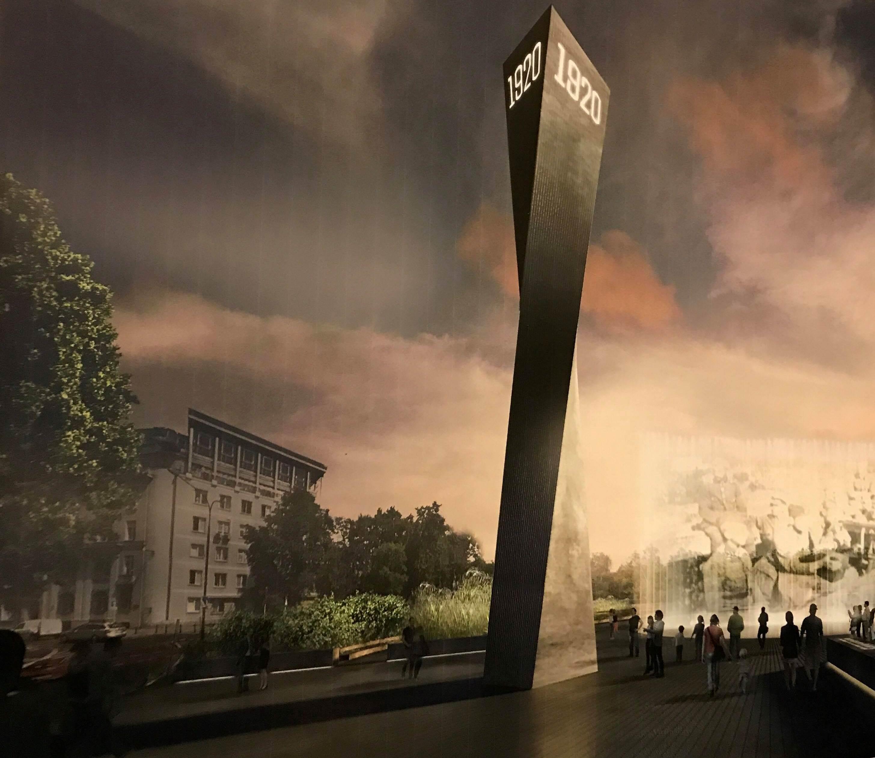Pomnik Bitwy Warszawskiej