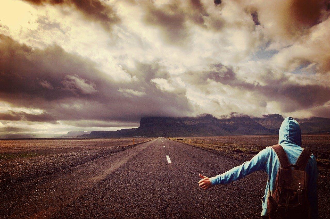 Droga, chłopak, powołanie, na rozstaju dróg