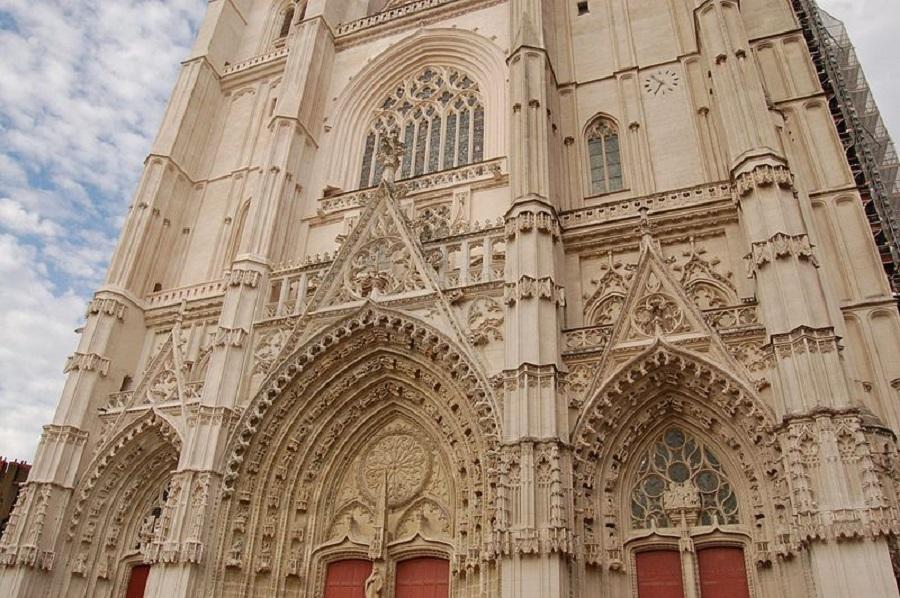 Nantes, katedra