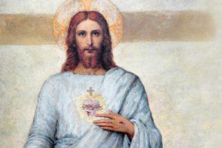 Serce Jezusa, Sercu Pana Jezusa