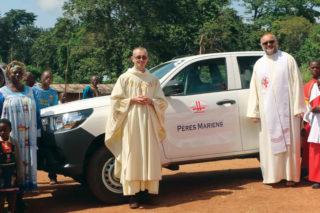 św. Krzysztof, misje