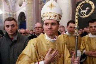 Mirosław Milewski, biskup