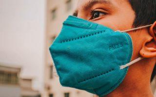 maseczka, pandemia, koronawirus