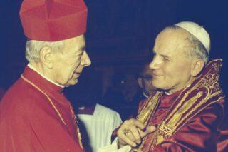 Jan Paweł II, prymas Wyszyński
