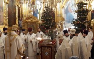 abp Sawa, nabożeństwo ekumeniczne, prawosławie