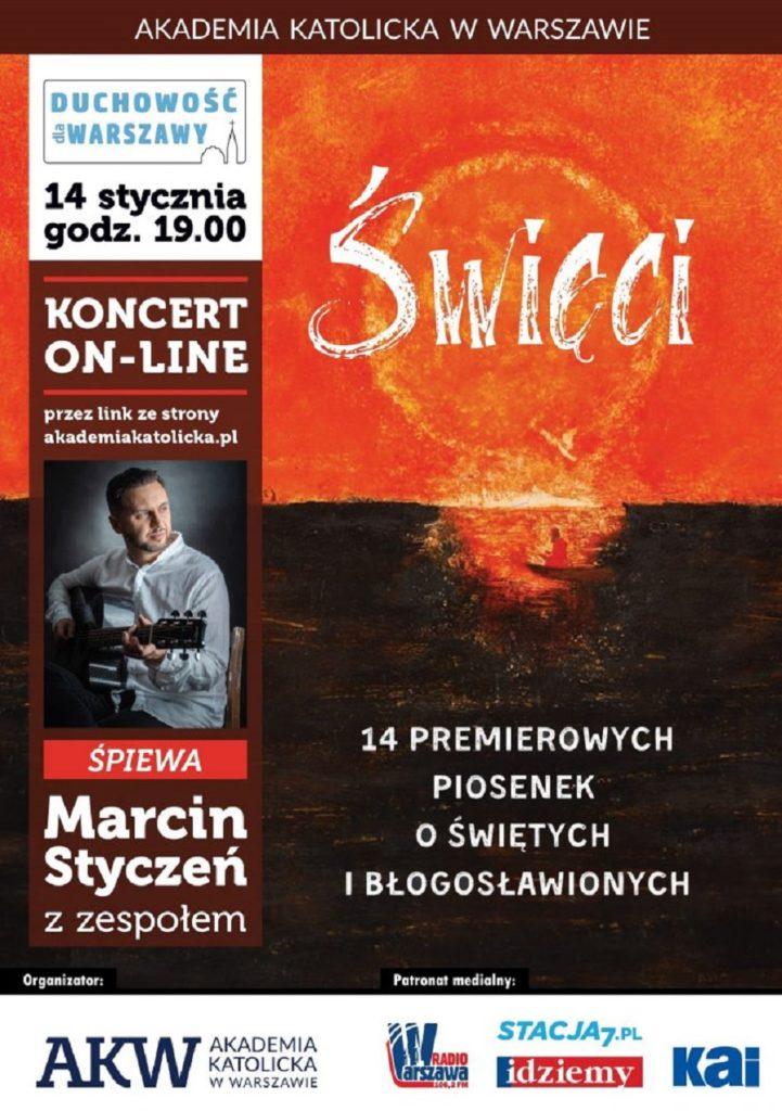 Duchowość dla Warszawy
