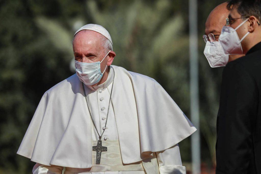 Franciszek w Iraku, pielgrzymka, papież