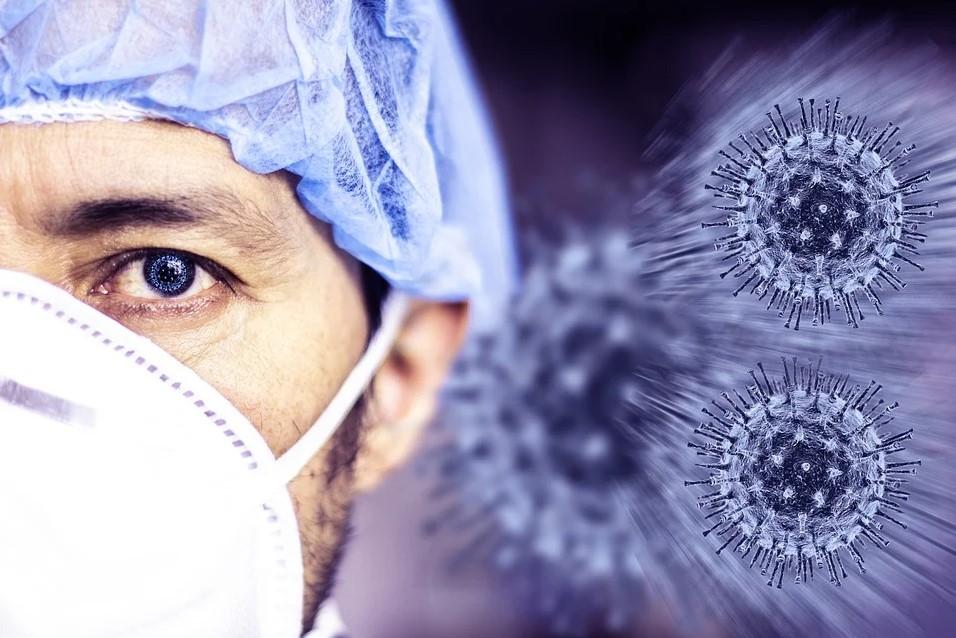 koronawirus, wirus, covid