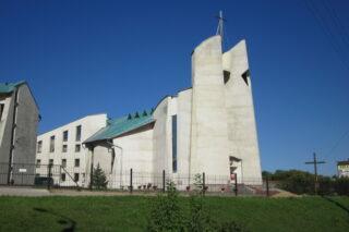 Irkuck kościół katolicki, Katedra Niepokalanego Serca Najświętszej Marii Panny w Irkucku